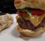 The Juicy Burger