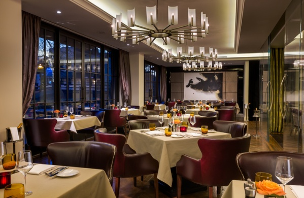 Capella, Georgetown: The Grill Room